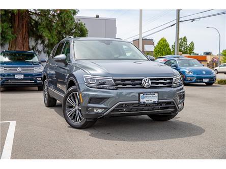2019 Volkswagen Tiguan Highline (Stk: KT133995) in Vancouver - Image 1 of 25