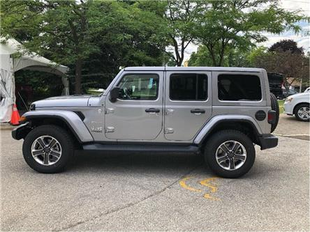 2019 Jeep Wrangler Unlimited 28G (Stk: 194135) in Toronto - Image 2 of 17