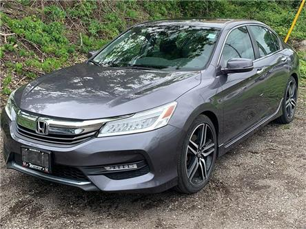 2017 Honda Accord Touring (Stk: J0534A) in London - Image 2 of 14