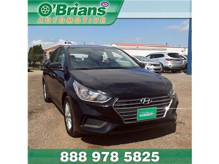 2019 Hyundai Accent Preferred (Stk: 12563A) in Saskatoon - Image 1 of 22
