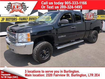2013 Chevrolet Silverado 1500 LS (Stk: 47366) in Burlington - Image 1 of 23