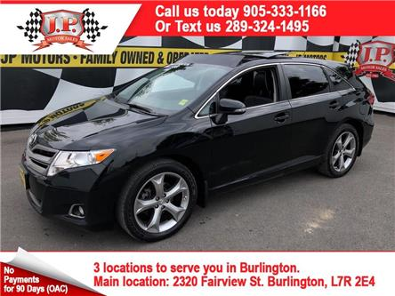 2016 Toyota Venza Base V6 (Stk: 47436) in Burlington - Image 1 of 23