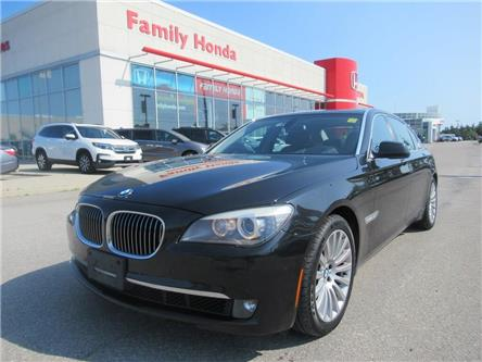 2012 BMW 750i xDrive Li xDrive | NAVI | LTHR | BACK UP CAM (Stk: U03560) in Brampton - Image 1 of 30