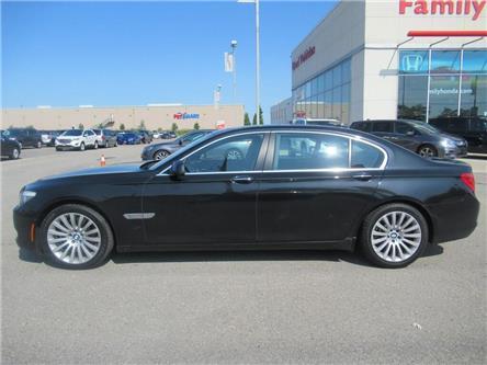 2012 BMW 750i xDrive Li xDrive | NAVI | LTHR | BACK UP CAM (Stk: U03560) in Brampton - Image 2 of 30