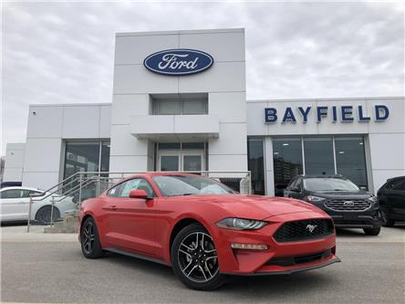 2019 Ford Mustang EcoBoost (Stk: MS19546) in Barrie - Image 1 of 22