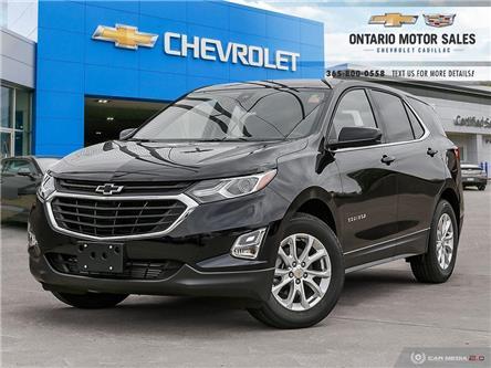 2020 Chevrolet Equinox LT (Stk: 0111047) in Oshawa - Image 1 of 19