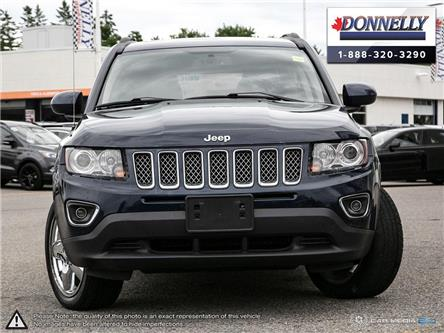 2014 Jeep Compass Limited (Stk: CLDUR6169A) in Ottawa - Image 2 of 30