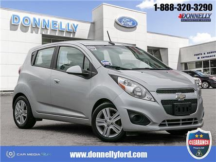2013 Chevrolet Spark 1LT Auto (Stk: CLDR2232A) in Ottawa - Image 1 of 29