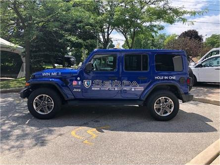 2018 Jeep Wrangler Unlimited 24G (Stk: 184105DT) in Toronto - Image 2 of 20