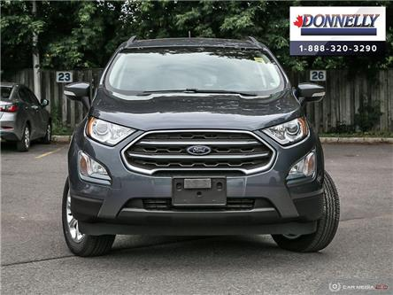 2019 Ford EcoSport SE (Stk: DS1484) in Ottawa - Image 2 of 29