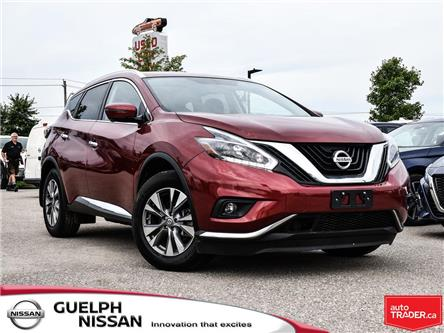 2018 Nissan Murano  (Stk: UP13686) in Guelph - Image 1 of 24