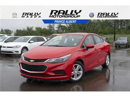 2016 Chevrolet Cruze LT Auto (Stk: 1991A) in Prince Albert - Image 1 of 11
