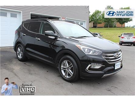2018 Hyundai Santa Fe Sport  (Stk: U2241) in Saint John - Image 1 of 23