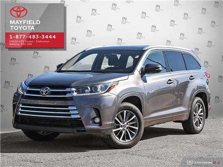 2018 Toyota Highlander XLE (Stk: 1961782A) in Edmonton - Image 1 of 20