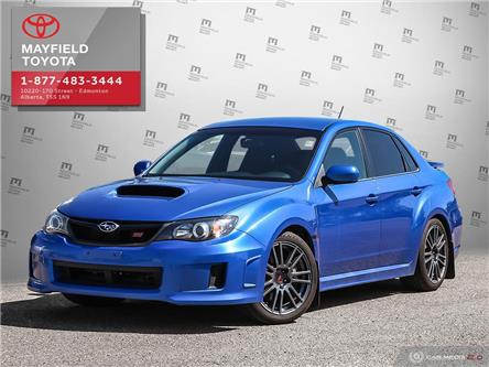 2013 Subaru WRX STI Base (Stk: 1901075B) in Edmonton - Image 1 of 20