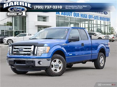 2011 Ford F-150 XLT (Stk: T0564A) in Barrie - Image 1 of 8
