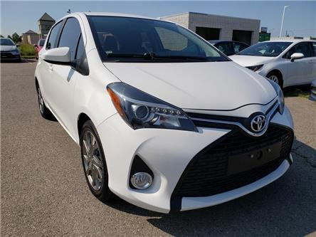 2015 Toyota Yaris  (Stk: P6904) in Etobicoke - Image 1 of 16