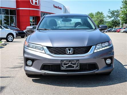 2015 Honda Accord EX-L-NAVI V6 (Stk: 191015A) in Milton - Image 2 of 21