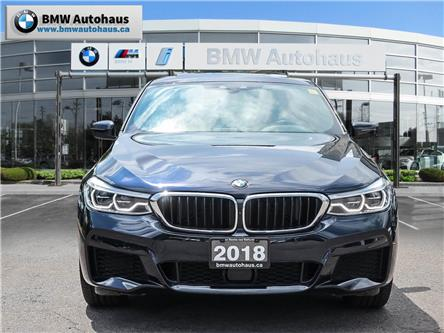 2018 BMW 640i xDrive Gran Turismo (Stk: P9031) in Thornhill - Image 2 of 29