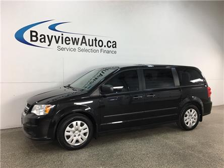 2016 Dodge Grand Caravan SE/SXT (Stk: 35219W) in Belleville - Image 1 of 24
