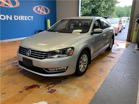 2014 Volkswagen Passat 2.0 TDI Trendline (Stk: 14-003438) in Lower Sackville - Image 1 of 11