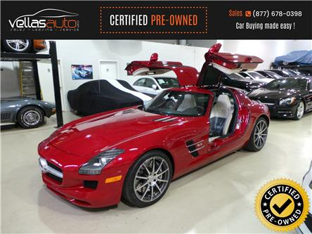 2011 Mercedes-Benz SLS AMG  (Stk: NP2439) in Vaughan - Image 1 of 25