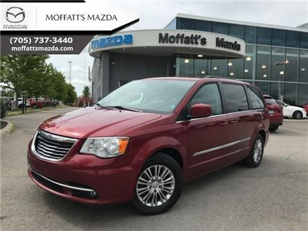 2015 Chrysler Town & Country Touring-L (Stk: 27552A) in Barrie - Image 1 of 28