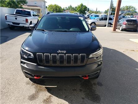 2019 Jeep Cherokee Trailhawk (Stk: 15542) in Fort Macleod - Image 2 of 21