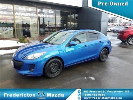 2013 Mazda Mazda3 GS-SKY (Stk: 18317B) in Fredericton - Image 1 of 11