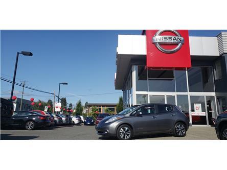 2017 Nissan LEAF SV (Stk: P0109) in Duncan - Image 1 of 4