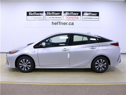 2020 Toyota Prius Prime Upgrade (Stk: 200150) in Kitchener - Image 2 of 3