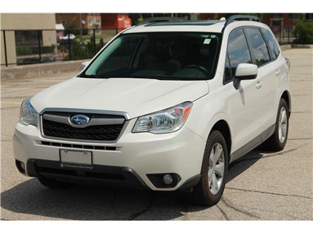 2016 Subaru Forester 2.5i Touring Package (Stk: 1907309) in Waterloo - Image 1 of 27