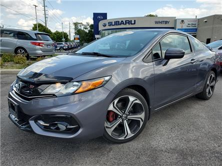 2015 Honda Civic Si (Stk: 19S980AA) in Whitby - Image 1 of 25