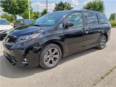 2020 Toyota Sienna SE 7-Passenger (Stk: 20-165) in Etobicoke - Image 1 of 13