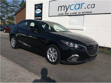 2015 Mazda Mazda3 GX (Stk: 191013) in Kingston - Image 1 of 17
