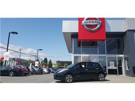 2017 Nissan LEAF SV (Stk: P0103) in Duncan - Image 1 of 4