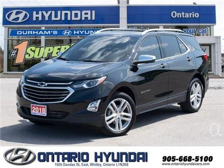 2018 Chevrolet Equinox Premier (Stk: 19064K) in Whitby - Image 1 of 25