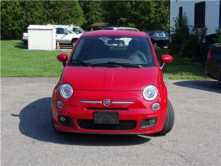 2012 Fiat 500 Sport (Stk: ) in Oshawa - Image 2 of 12