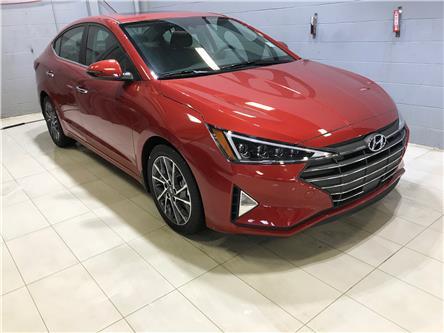 2019 Hyundai Elantra Ultimate (Stk: 20EL4960) in Leduc - Image 2 of 8