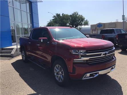 2019 Chevrolet Silverado 1500 High Country (Stk: 208015) in Brooks - Image 1 of 20