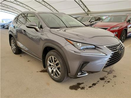 2020 Lexus NX 300 Base (Stk: L20021) in Calgary - Image 1 of 6