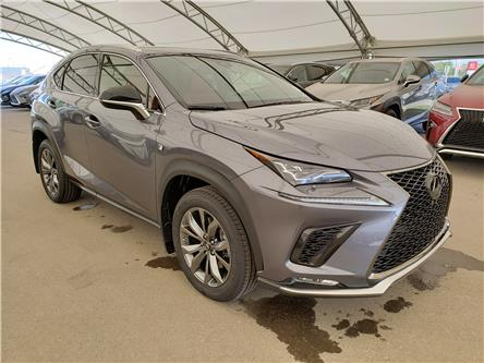2020 Lexus NX 300 Base (Stk: L20027) in Calgary - Image 1 of 6