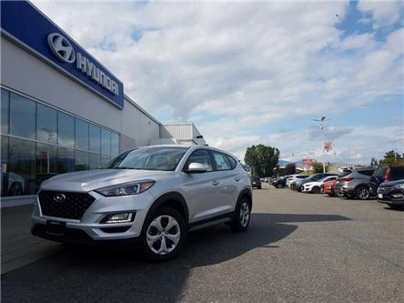 2019 Hyundai Tucson Essential w/Safety Package (Stk: H96-1690) in Chilliwack - Image 1 of 13