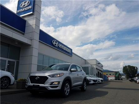 2019 Hyundai Tucson Essential w/Safety Package (Stk: H96-1690) in Chilliwack - Image 2 of 13