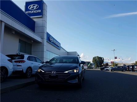 2020 Hyundai Elantra Preferred w/Sun & Safety Package (Stk: HA2-0221) in Chilliwack - Image 2 of 12