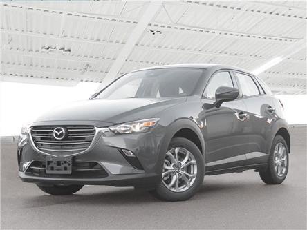 2019 Mazda CX-3 GS (Stk: 199579) in Burlington - Image 1 of 23