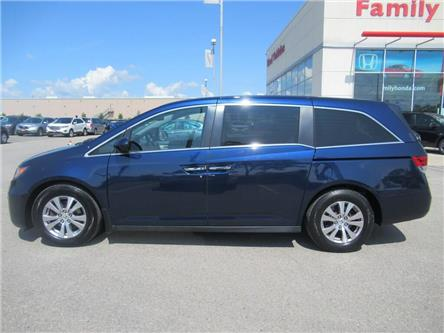 2015 Honda Odyssey EX-L, NAVI, REAR ENTERTAINMENT SYSTEM (Stk: 9509700A) in Brampton - Image 1 of 29