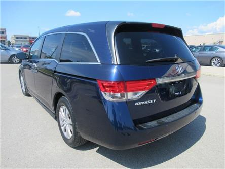 2015 Honda Odyssey EX-L, NAVI, REAR ENTERTAINMENT SYSTEM (Stk: 9509700A) in Brampton - Image 2 of 29