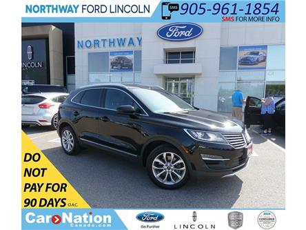 2016 Lincoln MKC Select | AWD | NAV | HTD LEATHER | PWR LIFTGATE | (Stk: MU96920A) in Brantford - Image 1 of 46