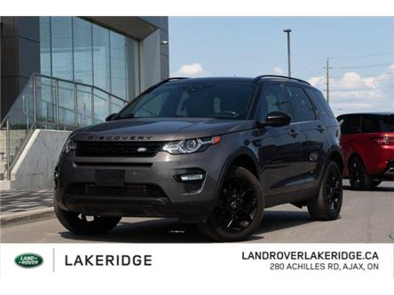 2016 Land Rover Discovery Sport HSE (Stk: P0146) in Ajax - Image 1 of 26